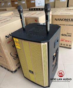 LOA KÉO NANOMAX SK-15X6
